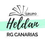 logotipo grupo heldan rg canarias